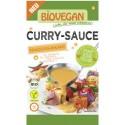 Molho de curry orgânico - sem glúten