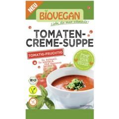 Sopa de tomate orgânica - sem glúten