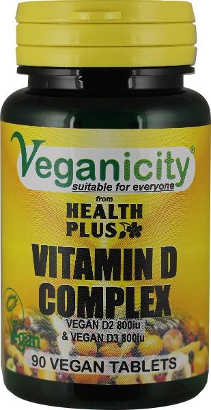 Complexo Vitamina D 1600iu