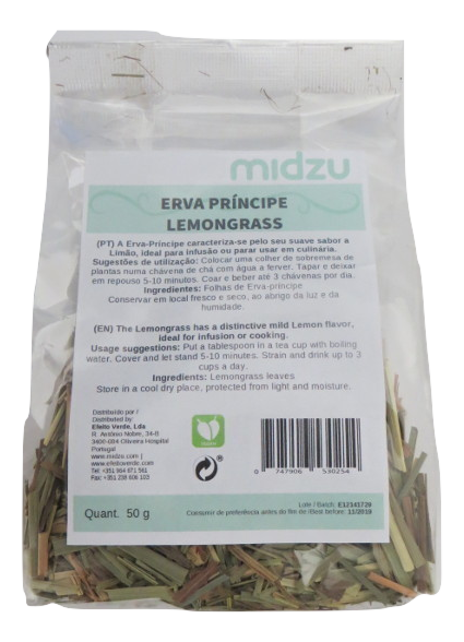 Erva-Príncipe Midzu 50 g