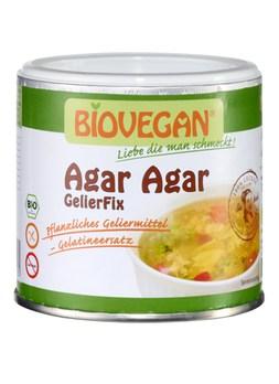 Ágar-Ágar orgânica