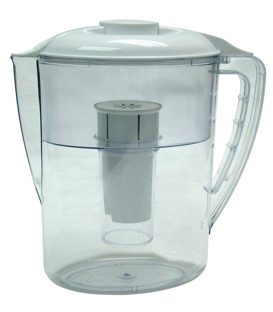Jarro com filtro de água